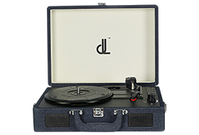 D&L Record Player-DL-636BP-C